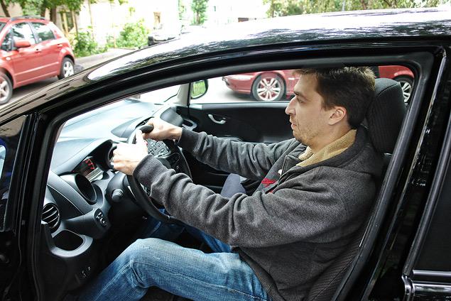 Длительный тест Honda Jazz: третья неделя. Фото 3