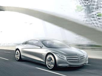 Mercedes-Benz привезет во Франкфурт водородное купе