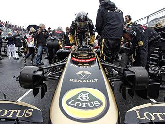 """Команда Renault станет """"Лотусом"""" после переименования Team Lotus"""