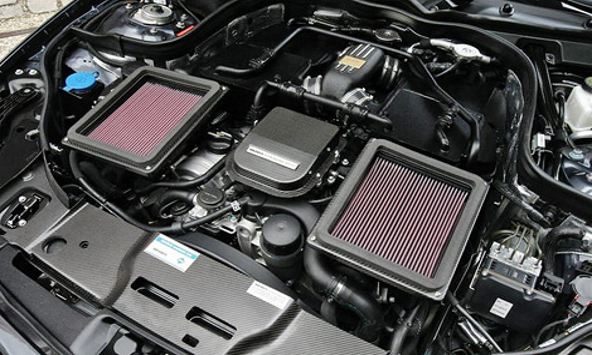 Ателье Brabus разработало тюнинговый вариант Mercedes-Benz CLS. Фото 3