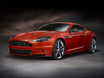 Суперкар Aston Martin DBS получил карбоновую версию