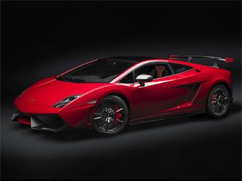 Lamborghini привезла во Франкфурт экстремальное купе Gallardo