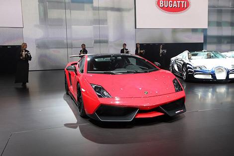 Lamborghini представила гражданский вариант гоночного Gallardo. Фото 2