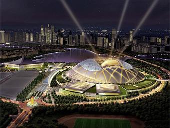 Трассу Формулы-1 в Сингапуре перенесут из центра в новый район