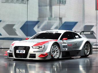 Во Франкфурте показали гоночный Audi серии DTM