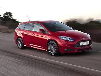 """Ford рассекретил новый """"заряженный"""" Focus"""