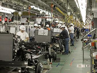 """""""Тойота"""" полностью восстановила производство автомобилей в США"""