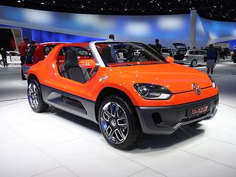 Компания VW представила багги-версию компакта up!