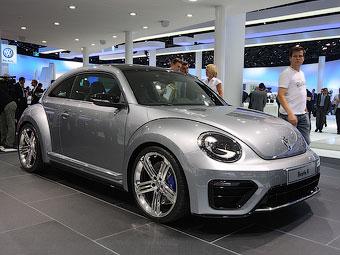 """VW подумает о запуске в серию """"заряженного"""" Beetle R"""