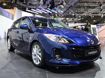 Обновленная Mazda3 появится в России в ноябре