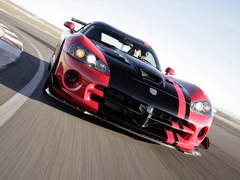 Dodge Viper побил рекорд суперкара Lexus LFA на Нюрбургринге
