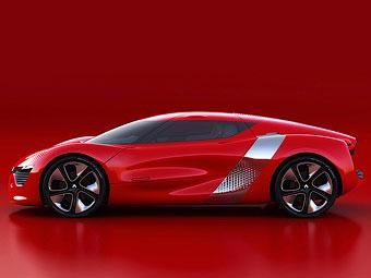 """Renault выпустит под брендом Alpine """"заряженное"""" купе"""