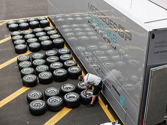 Pазличия между типами гоночных шин Pirelli станут нагляднее
