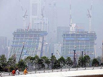 Лесные пожары поставили под угрозу проведение Гран-при Сингапура