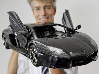 Игрушечный Lamborghini Aventador продадут за 3,5 миллиона евро