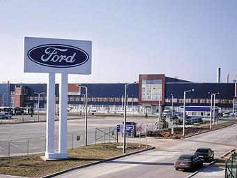 ВЭБ профинансирует СП Ford и Sollers