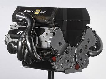 Компания Renault начала переговоры о поставке двигателей команде HRT