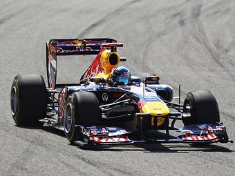 Команда Ferrari скопирует подвеску болидов Red Bull