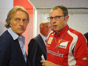 Команда Ferrari не будет менять руководителя