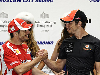 Дженсон Баттон обдумает возможность перехода в Ferrari