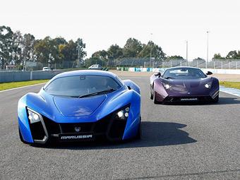 Marussia наладит выпуск российских спорткаров в Финляндии