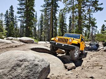 Пикап Jeep Wrangler появится не ранее 2015 года