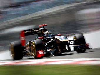 Обновление болидов Renault позволит команде отыграть 0,2 секунды