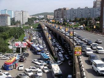 Названы самые популярные автомобили крупнейших городов России