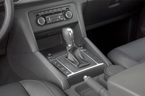 Пикап VW Amarok с 2012 года будет предлагаться с новой трансмиссией