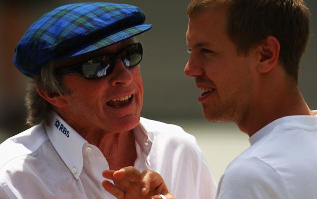 Интервью с легендой Формулы-1 Джеки Стюартом. Фото 1