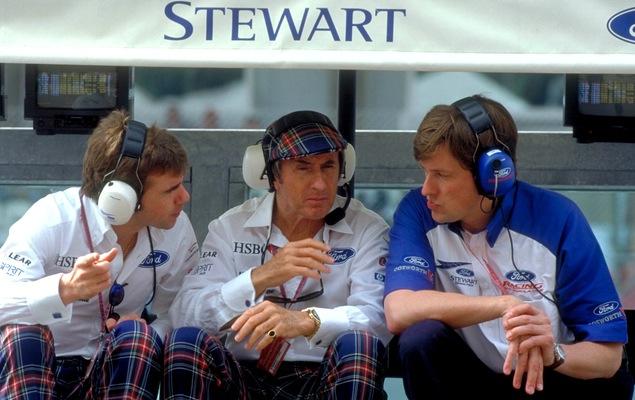 Интервью с легендой Формулы-1 Джеки Стюартом. Фото 2