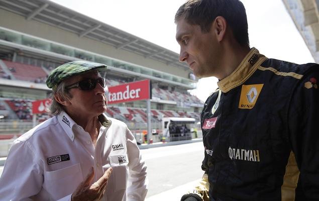Интервью с легендой Формулы-1 Джеки Стюартом. Фото 3