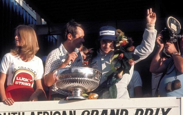 Интервью с легендой Формулы-1 Джеки Стюартом. Фото 4