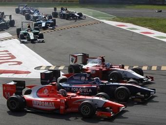 Команды гоночной серии GP2 определились с тест-пилотами