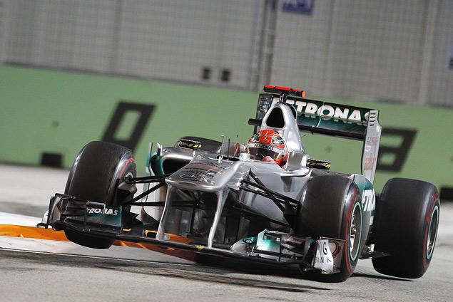 Себастьян Феттель выиграл Гран-при Сингапура. Фото 2