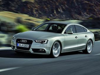 Названы российские цены на обновленное семейство Audi A5