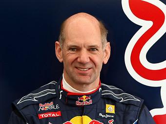 """Глава Ferrari назвал Эдриана Ньюи """"последним гением Формулы-1"""""""