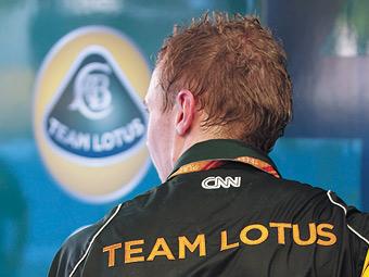 Соперники разрешили команде Team Lotus сменить название
