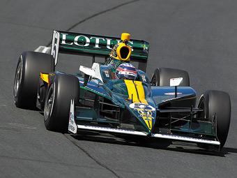 У группы Lotus появился первый клиент в чемпионате INDYCAR