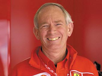 Бывший конструктор болидов Формулы-1 Ferrari возобновил работу в команде