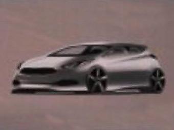 В интернете появилось первое изображение нового Kia cee'd