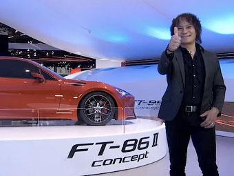 """Новый шеф-дизайнер """"Тойоты"""" сделает модели марки агрессивнее"""