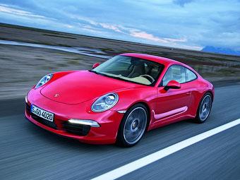 Porsche 911 стал самой обсуждаемой в интернете новинкой Франкфурта