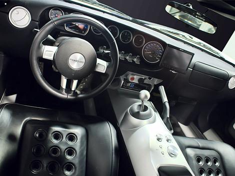 Компания Project Kahn объявила о продаже автомобиля Ford GT, принадлежавшего Дженсону Баттону. Фото 1