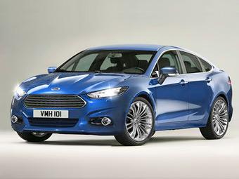 Новый Ford Mondeo покажут в марте 2012 года