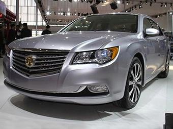 Китайцы начнут выпуск собственных машин на платформах Saab в октябре