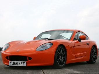 Британцы выпустят карбоновый спорткар