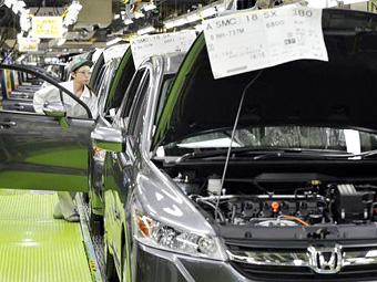 Выпуск автомобилей в Японии увеличился впервые за 11 месяцев
