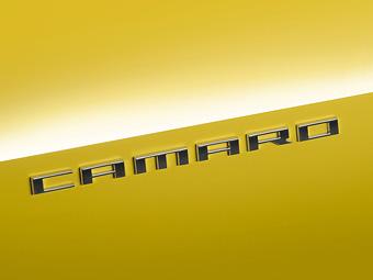 Chevrolet приспособит купе Camaro для гонок по прямой