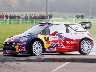 "Леб сошел с дистанции на третьем ""допе"" Ралли Франции WRC"